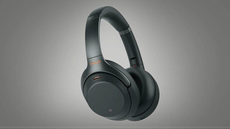 Sony WH-1000XM4 Kulaklığının Tanıtım Videosu